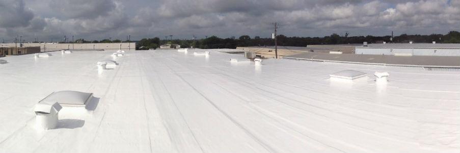 Novatuff Roof Coatings Installation Bur And Modified Bitumen