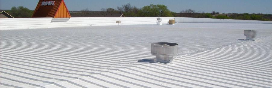 Banner - Roof - Metal Roof Coating