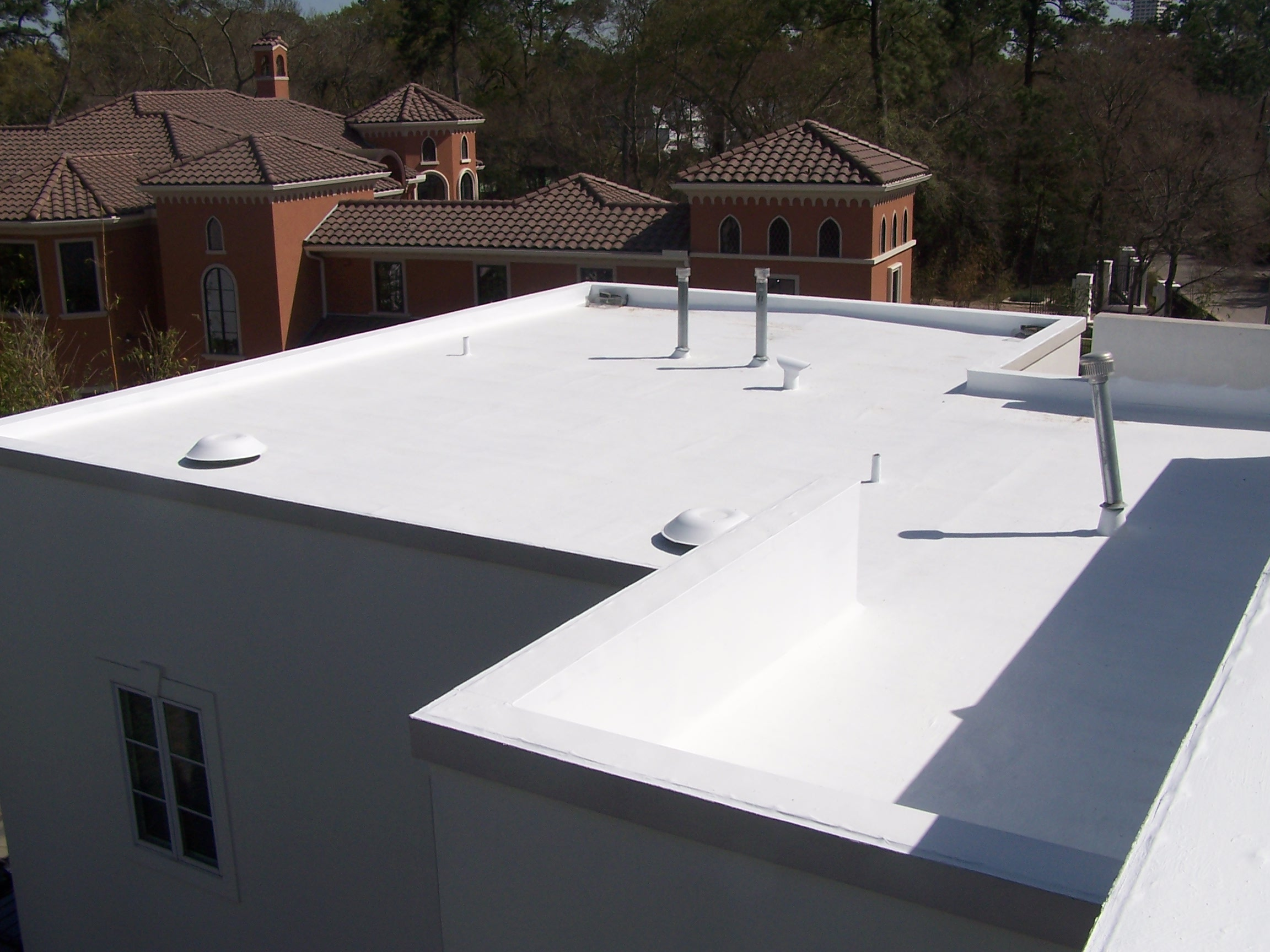 Novatuff Coatings Flexible Epoxy Roof Coating